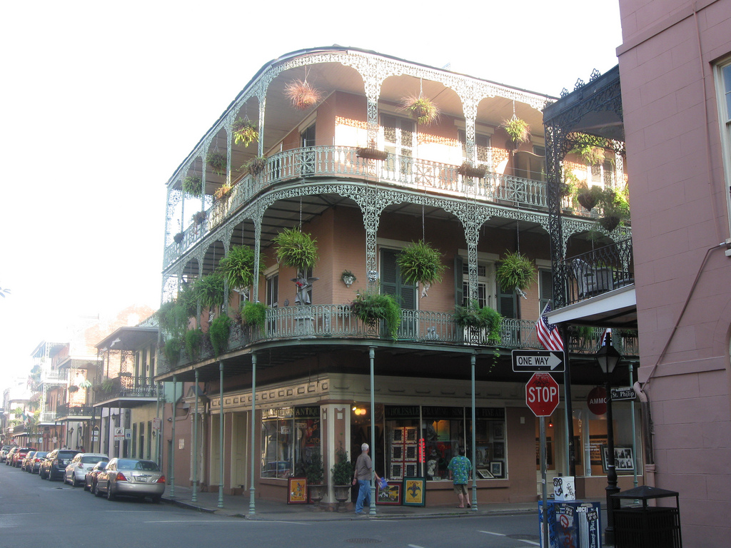 Classic New Orleans Architecture