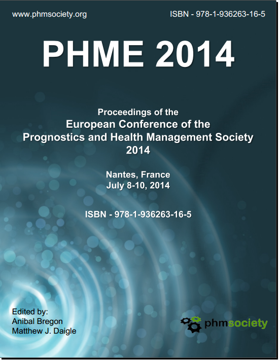 PHME14 Proceedings Cover Page